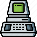 commodore, computer, home computer, pc, pet, retro icon