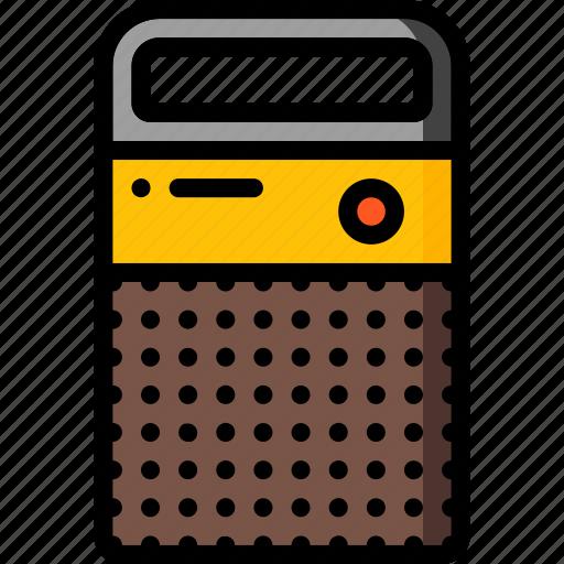 Radio, retro, wireless icon - Download on Iconfinder