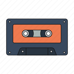 cassette, mp3 player, music, player, record player, retro, song icon