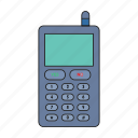 call, cell, mobile, nokia, retro, samsung, telephone icon