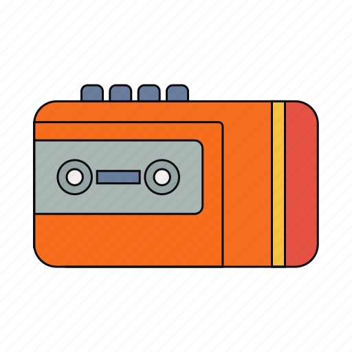 interview, music, recorder, retro, show, song, voice icon