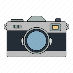 camera, photocamera, photographer, pictures, retro, take a photo icon