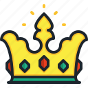 crown, monarchy, royal, queen, king