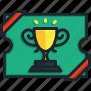 trophy, award, diploma, cup, winner