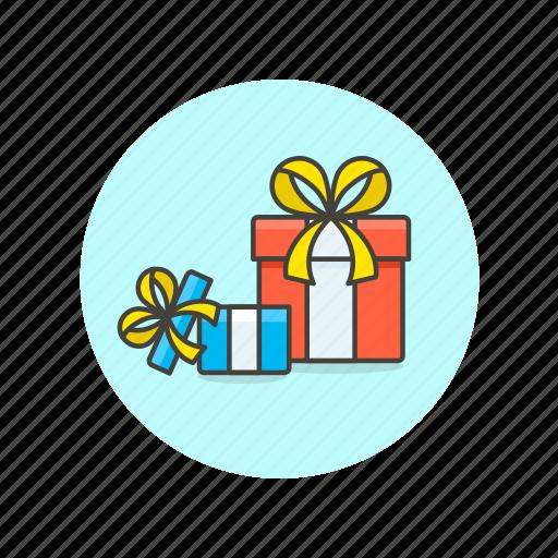 achievement, award, birthday, celebration, gift, present, prize, reward icon