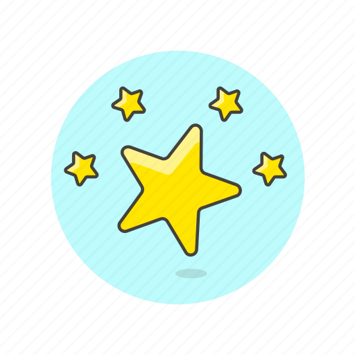 achievement, award, prize, rate, reward, star icon