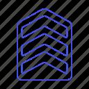 sergeant, badge, rank, insignia, rewards, black, ranking icon
