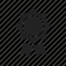 achievement, approved, award, prize, reward icon