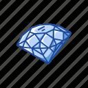 accessory, diamond, fashion, gems, jewelry, stone icon