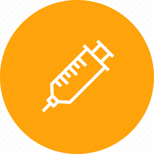 dopping, injection, medical, syringe, test, vaccine icon