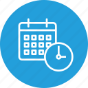 calendar, date, deadline, game, schedule, time, timer icon