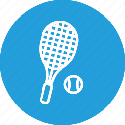 ball, game, lawn, olympic, racket, tennis icon