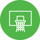 basket, basketball, game, nba, net, olympics