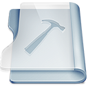 developer, folder, tool icon