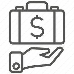 business, finance, financial, insurance, money icon