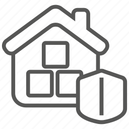 building, content, contents, home, house, insurance, interior icon