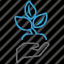 agricultural, plant, farming, garden, nature icon