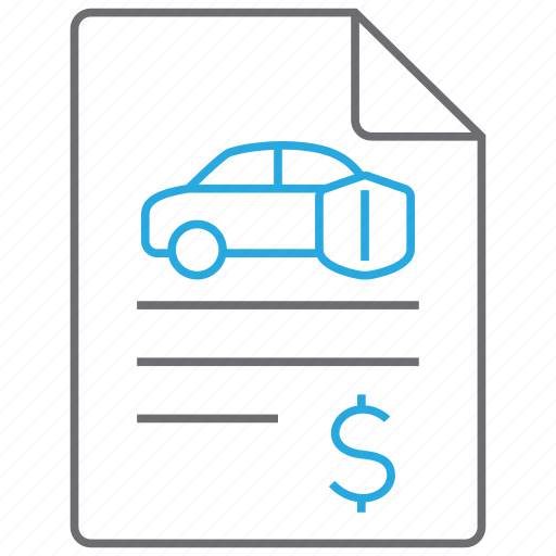 Auto, insurance, policy icon - Download on Iconfinder