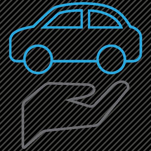 Car, auto, automobile, service icon - Download on Iconfinder