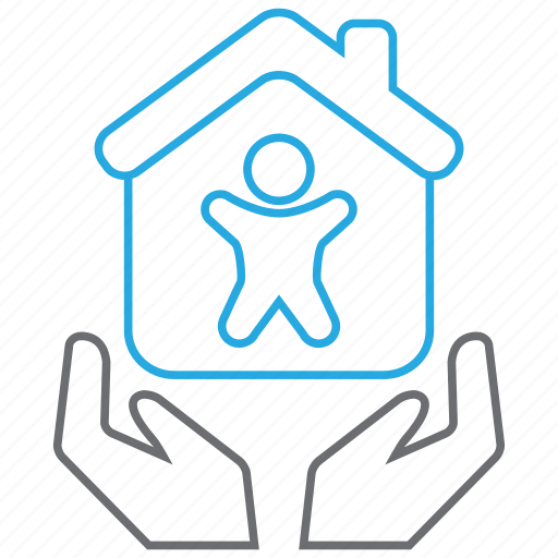Insurance, life, mortage icon - Download on Iconfinder