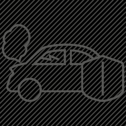 accident, car, danger, hazard, indemnity, risk icon