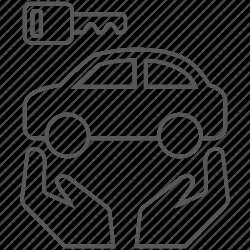 car, care, key, owner, transport, transportation, vehicle icon