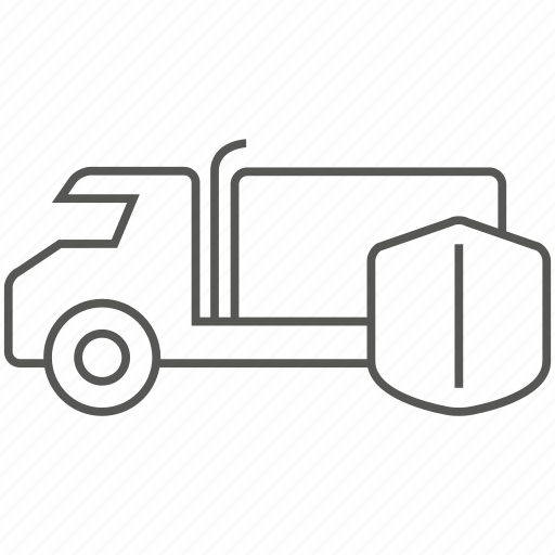 auto, car, commercial, insurance, transport, truck, vehicle icon