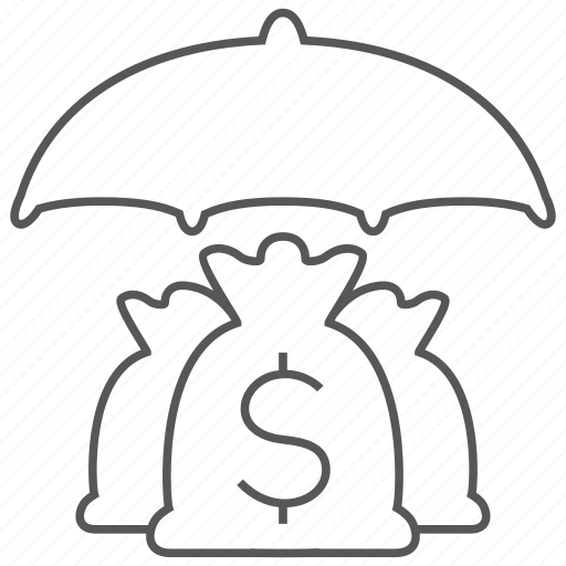 business, finance, insurance, investment, money icon