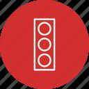 sign, signal, traffic, transport icon