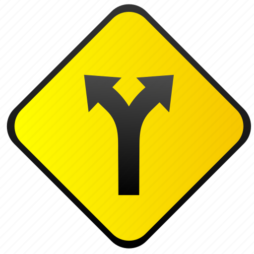 dangerous, place, road, traffic, warning icon