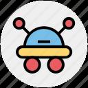 auto, cyborg, device, face, future, helper, programming icon