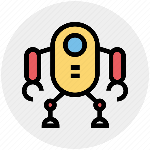 Android, innovation, machine, robotics, technology icon - Download on Iconfinder