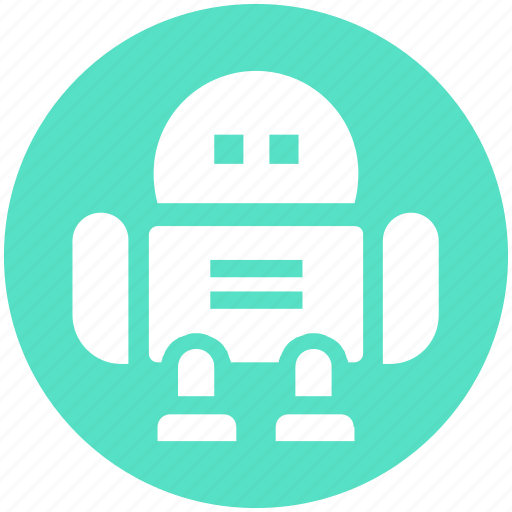Intelligence, bot, artificial, automate, toys icon