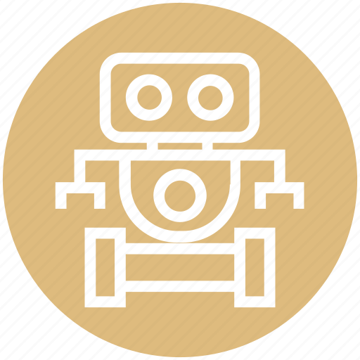 Artificial, automate, bot, intelligence, toys icon - Download on Iconfinder