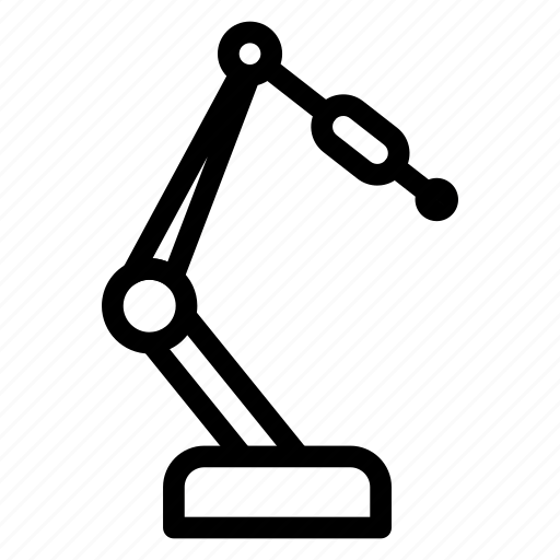 arm, robot, starwars, technology icon
