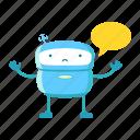 robot, failure, error