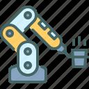 barista, robot, assistant, restaurant, technology