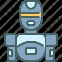 robot, robotic, technology, machine, future
