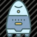 robot, security, robotic, technology