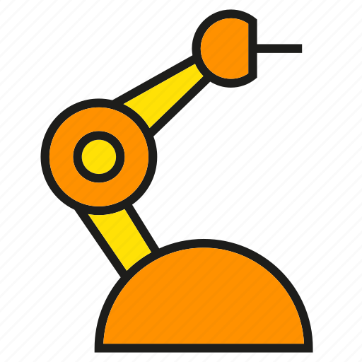 engineering, machine, manufacturing, mechanical, production, robot, robotics icon
