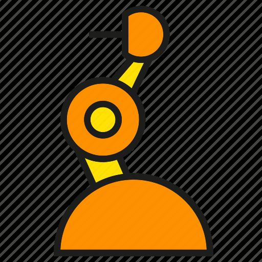 engineering, machine, manufacturing, mechanical, production, robot, robotics icon