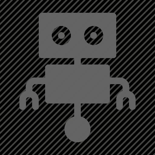 Cyborg, futuristic, robot icon - Download on Iconfinder