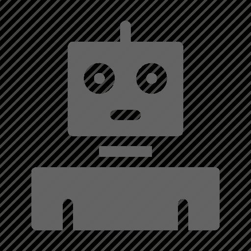 Artificial, intelligence, machine, robot icon - Download on Iconfinder