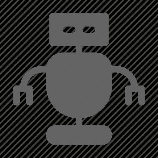 Machine, robot, robotic icon - Download on Iconfinder