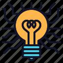 bulb, concept, creative, idea, light, technology