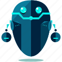 floating, robot, cyborg, device, robotic, technology