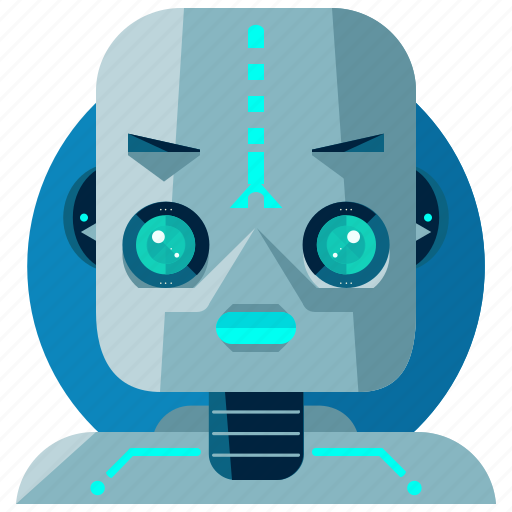 cyborg, device, robot, robotic, technology icon