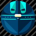 orb, articial, intellegince, robot, robotic, sphere