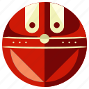 cyborg, orb, robot, robotic, robotics, technology icon