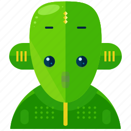 artificial, cyborg, device, robot, robotic, technology icon